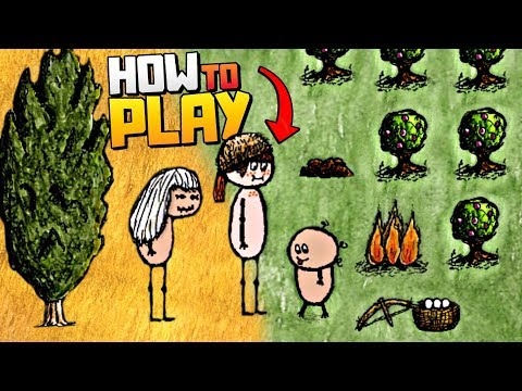 The Beginner's Guide To One Hour One Life - Getting Started in OHOL - One Hour One Life Gameplay