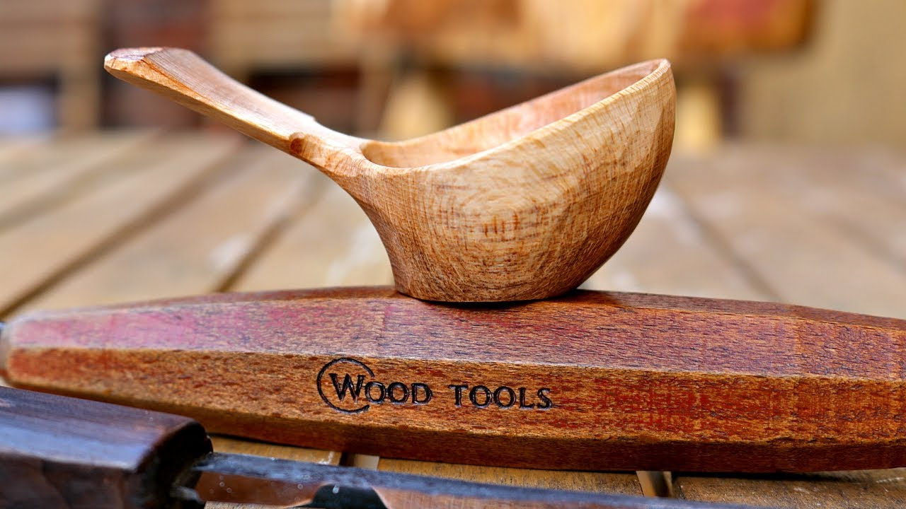 Download How To Carve A Coffee Scoop - Aaron Garrett