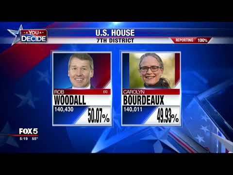 Recall Asked For In Georgia US House District 7 Race