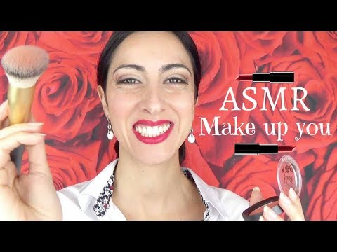 Roleplay ASMR La Tua Make Up Artist❤Angela Biotrucco