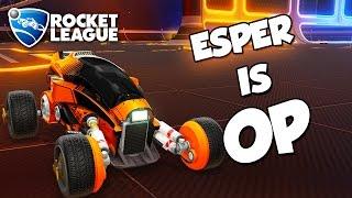 Esper is OP | Rocket League Montage