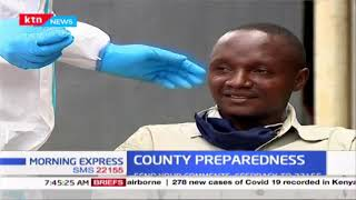 County preparedness: Counties expected to deal with COVID-19