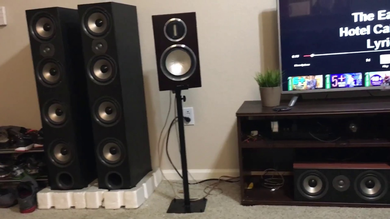 Svs Ultra Bookshelf Vs Monitor Audio Gx100 Polk 70 Series 2
