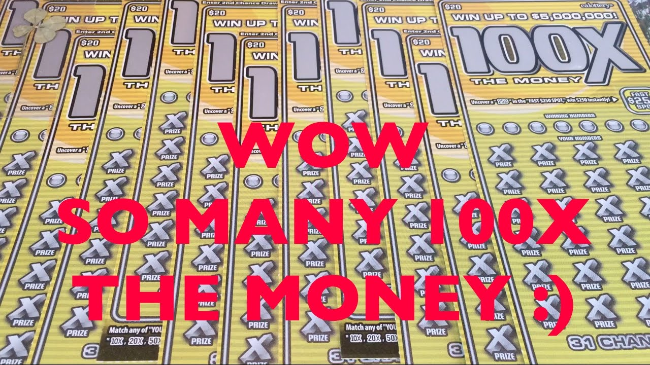 FIRST EVER 50X WIN PLAYING 100X the Money $20 California Lottery Scratcher  - GROUP PLAY CONTINUED