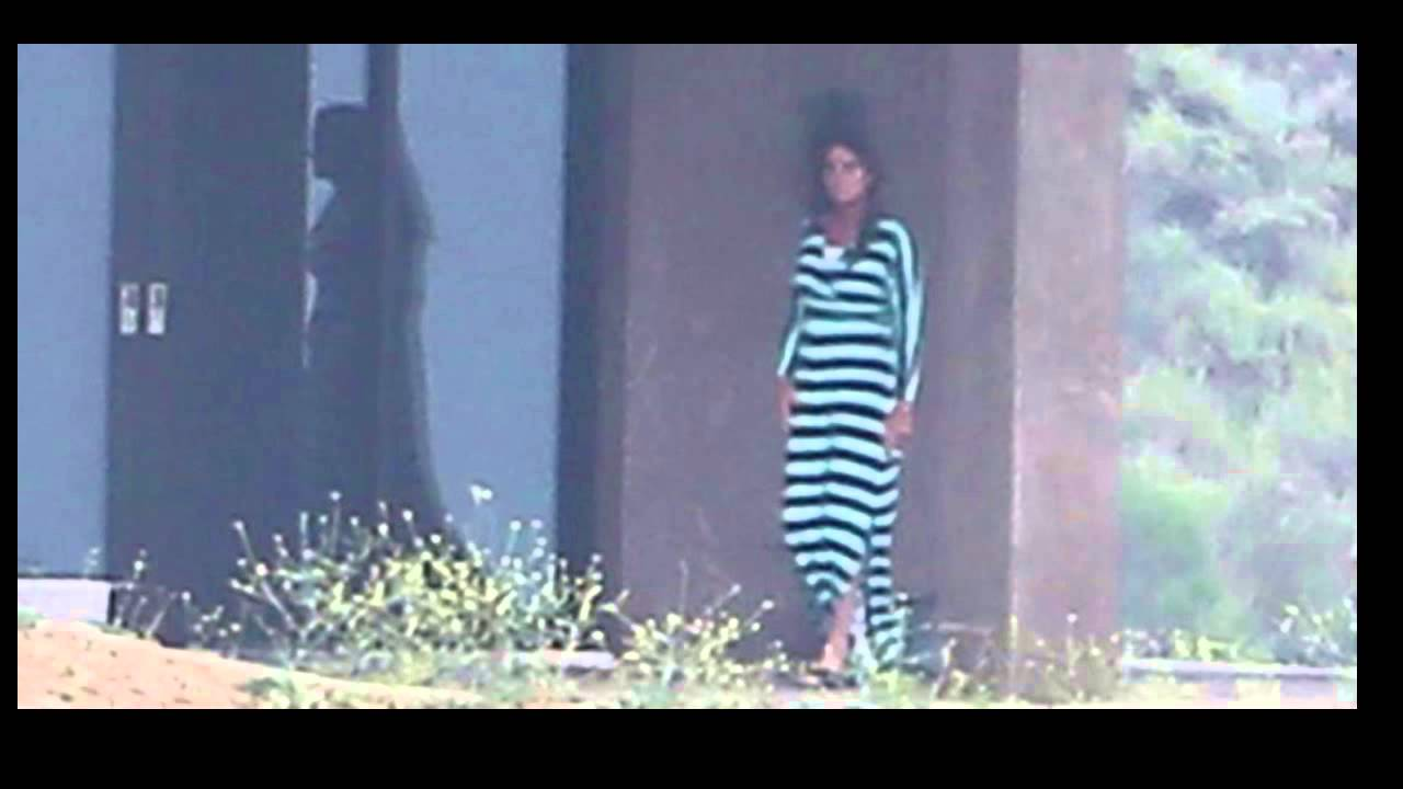 Bruce jenner in a maxi dress pictures