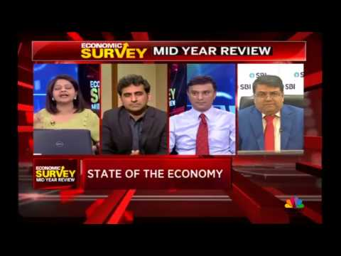 Economic Survey Mid Year Review - 11th Aug 2017 - CNBC-TV18