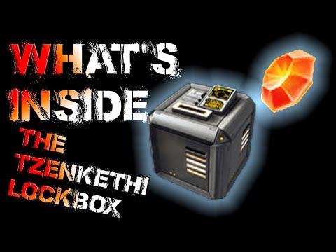 What's inside the Tzenkethi Lock Box – Star Trek Online