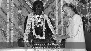 Why do we worship Guru's Padukas? - Swami Chinmayananda