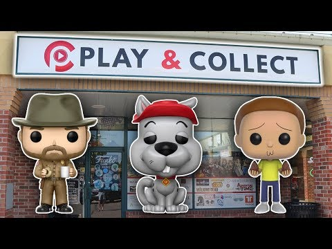 Play and Collect Pop Hunt | A Bunch of Pops I Needed!