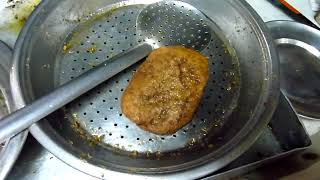 Fish Cutlet and Fish Kabiraji - Kolkata Street Food Fish Kabiraji