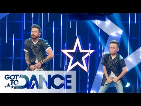 Duplic8  Audition  Got To Dance 2014