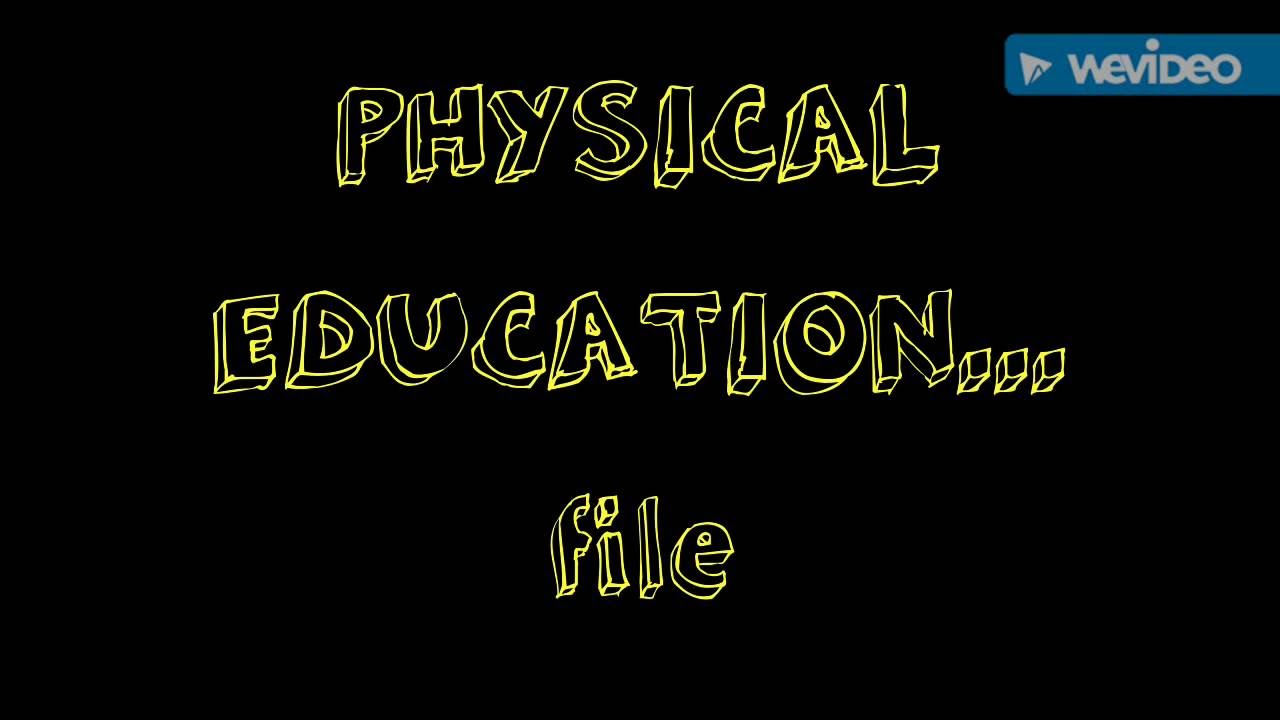 Physical education project file of class 12th for all stream physical education project file of class 12th for all stream malvernweather Images