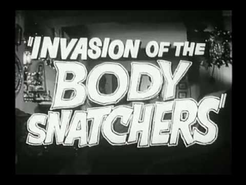 Invasion Of The Body Snatchers (1956) trailer