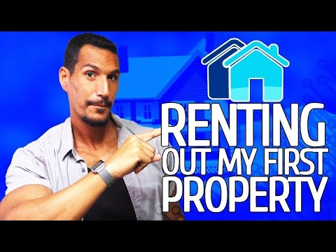 Renting Out A House: My First Property (The Most Important Advice)
