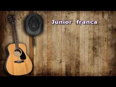 Karaoke Música Inédita Junior França Encomenda de cliente