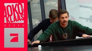 45 Minuten auf 60 Meter Rolltreppe - Die Killerrolltreppe | Spiel 3 | Joko & Klaas gegen ProSieben