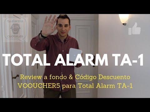 La mejor alarma de seguridad sin cuotas para hogares y empresas 🚨🏠🏦