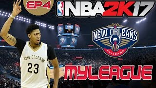 Nba 2k17: new orleans pelicans myleague - 2017 offseason [ep4]