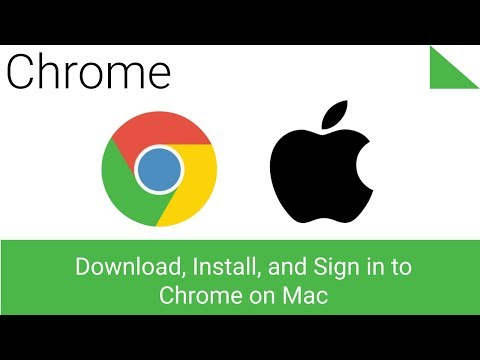 Download And Install Chrome On A Mac