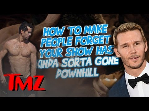 """True Blood"" star Ryan Kwanten s off his hot body on the beach!  TMZ"