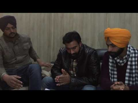 Dev Gill  Live Singing  Mucchh Sardar De  02022017