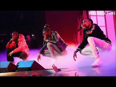 Young Thug, Travis Scott - Pick Up The Phone Ft. Quavo (Sub Español)