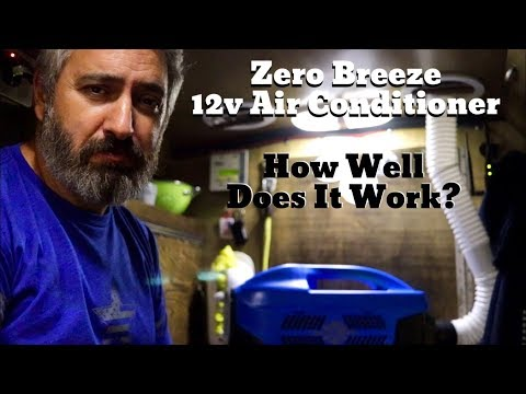 van-life;-zero-breeze-12v-air-conditioner!-how-well-does-it-work?