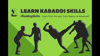 Learn Kabaddi Raiding Skills