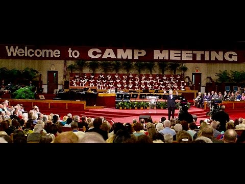 Thanksgiving Camp Meeting 2016-Jimmy Swaggart Ministries