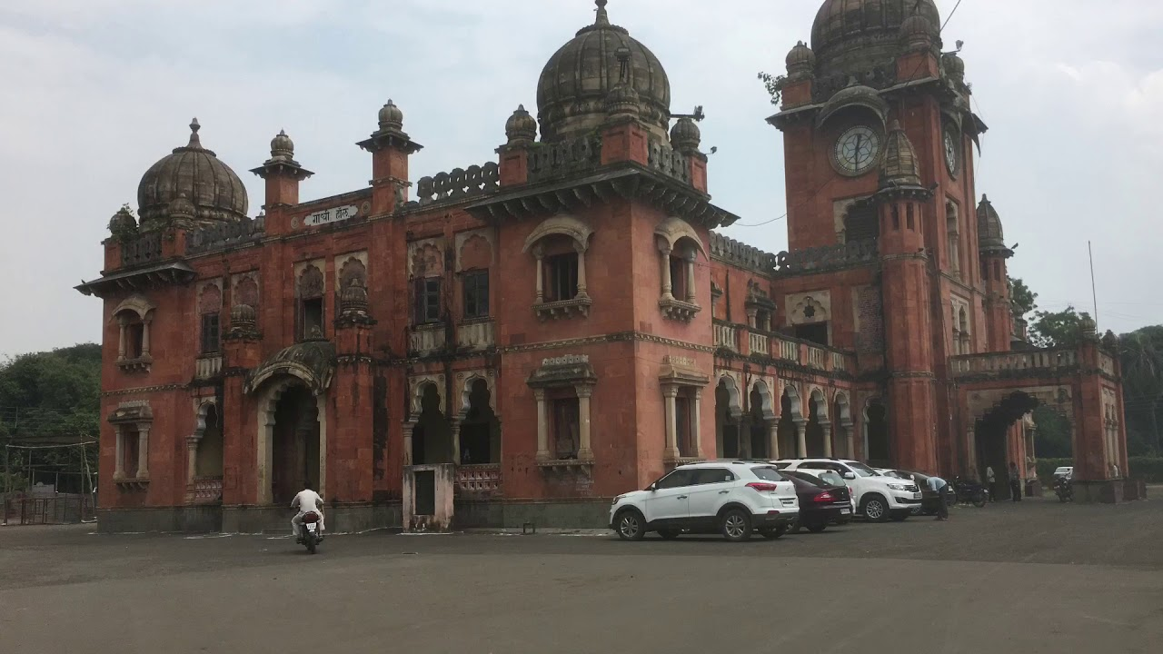 Image result for gandhi hall indore