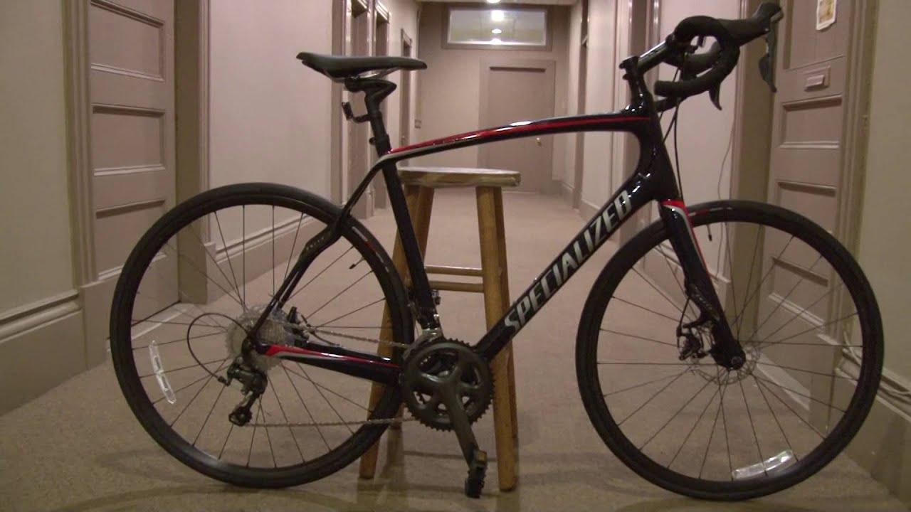 New bike! Specialized Roubaix SL4 - YouTube | 1920 x 1080 jpeg 130kB