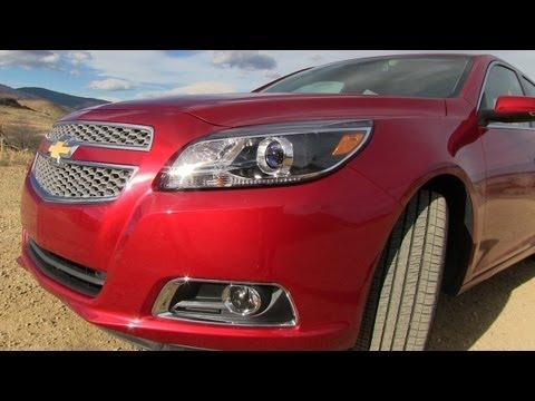 2013 Chevrolet Malibu Turbo: Top 3 Unexpected Surprises
