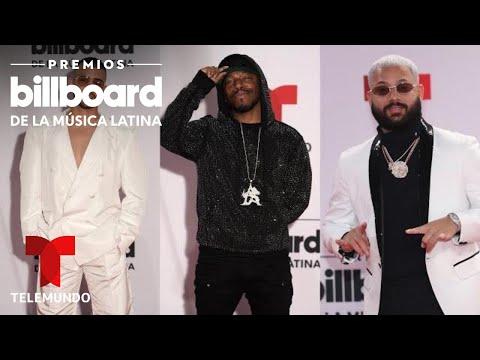Premios Billboard 2020: Famosos con looks arriesgados en la alfombra roja