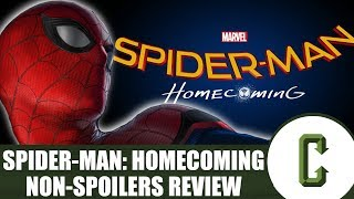 Spider-Man: Homecoming Review (Non-Spoilers) - Collider Video