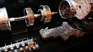 Mercedes-Benz 9 Gang Automatikgetriebe 9G Tronic IAA 2015