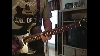 I Love A Rainy Night - Guitar Tutorial - Guitar Solo