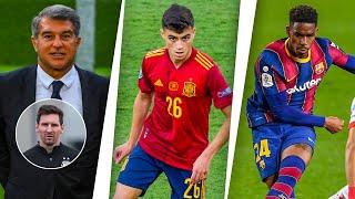 JOAN LAPORTA & MESSI INCIDENT! - EURO 2020 QUARTER-FINAL PREDICTIONS