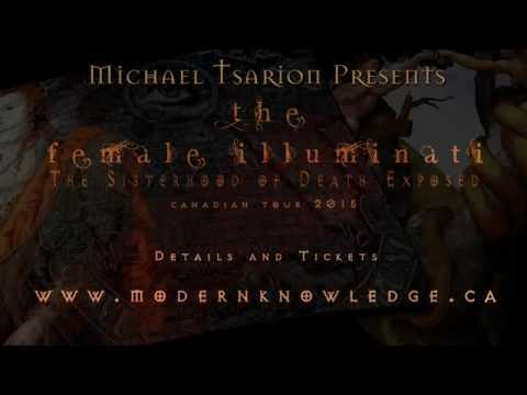 Michael Tsarion - Canada Tour 2015 - Classical Elements