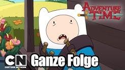 Adventure Time | Die Augen der Herrscherin + Darf ich eintreten? (Ganze Folge) | Cartoon Network