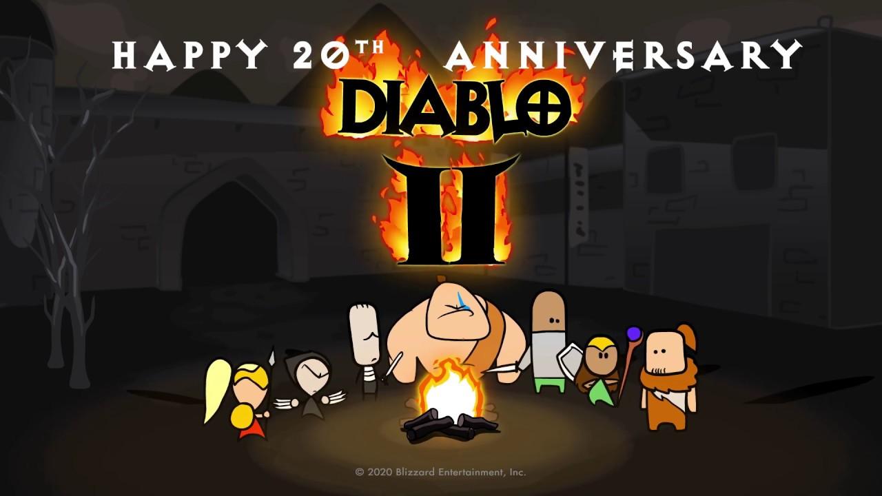 20.º aniversario de Diablo: Baal Runz 101 por Carbot (subtítulos ES)