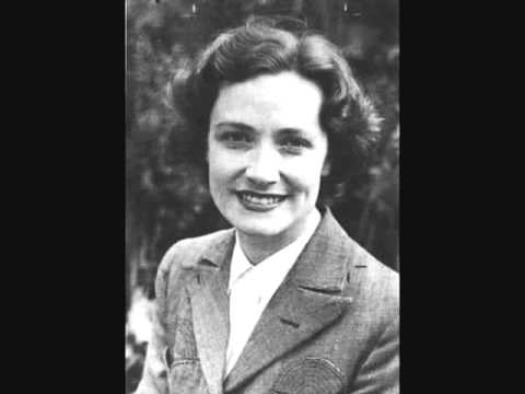Kathleen Ferrier interview 1949