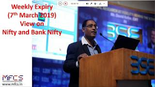 Daily Overview On NIFTY and BANKNIFTY (06/03/19) - M.F.C.S