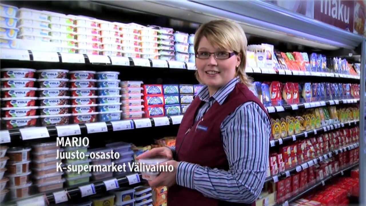 k supermarket rokkala