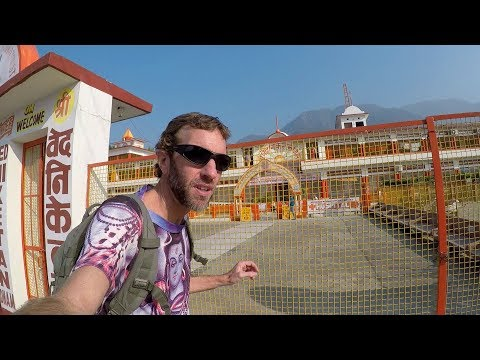 Tour of an Ashram in Rishikesh, India (Parmarth Niketan)