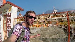 Tour of an Ashram in Rishikesh, India (Parmarth Niketan)