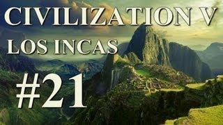 Civilization V INCA | #21 | El fin del Imperio Español