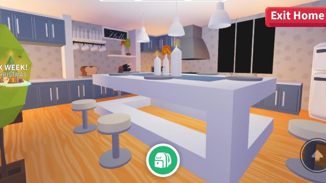 Adopt Me🌹 Kitchen Build (Estate) Re- Upload - YouTube
