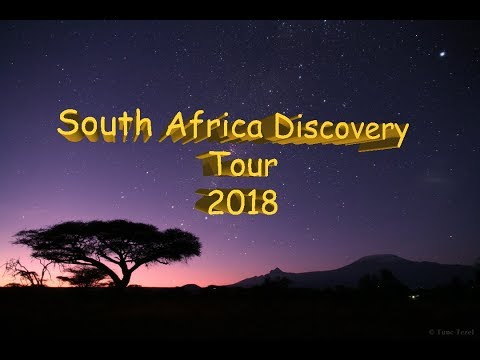 2018 South Africa Tour