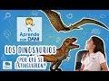 ¿Por qué se extiguieron los dinosaurios? | Aprende con Dani