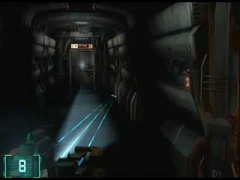Dead Space-Chingy Freaks Out